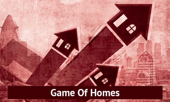 Game of Homes with The Wealth Dragon Way