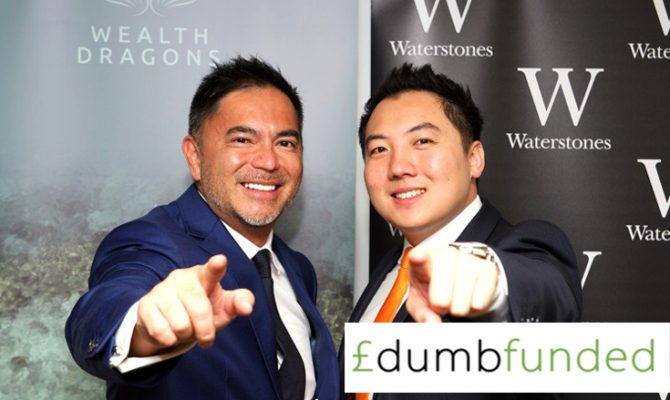 Wealth Dragons exclusive interview with John Lee and Vincent Wong