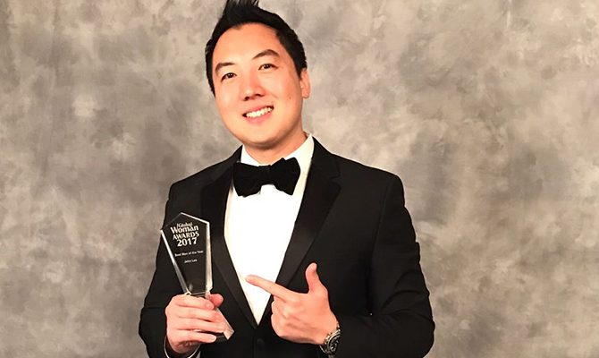 The Mail on Sunday Diary – John Lee Wins 'Best Man of the Year' at The Global Woman Awards